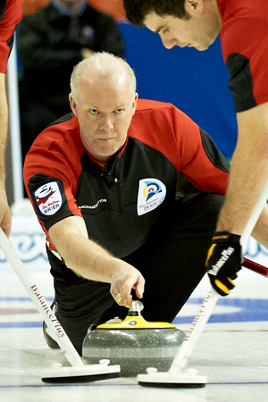 Ontario - my early prediction to win the Brier